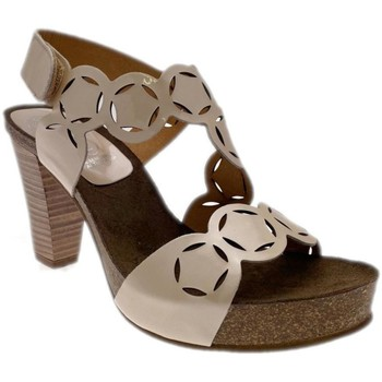 Topánky Ženy Sandále Calzaturificio Loren LOJ0846dune nero