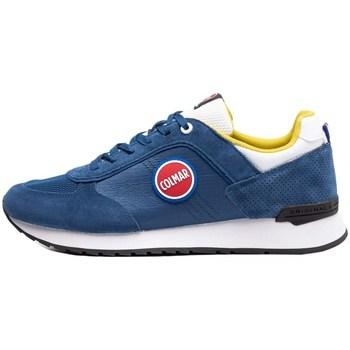 Topánky Muži Nízke tenisky Colmar Travis Bold Biela, Modrá