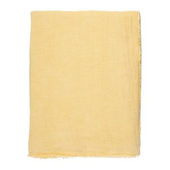 Domov Deky Côté Table BASIC Žltá