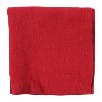 Domov Obrúsky Côté Table BASIC Červená
