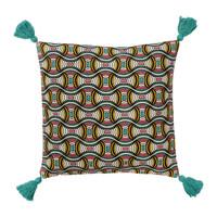 Domov Obliečky na vankúše Sema AFRIC-VIB Modrá