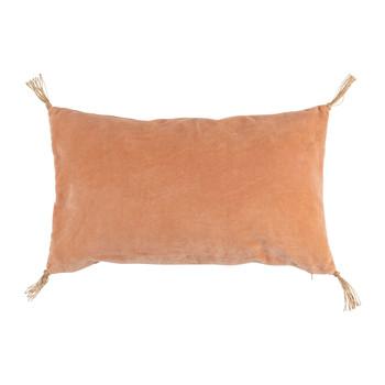 Domov Obliečky na vankúše Sema VEG-GIRLY Oranžová lososová