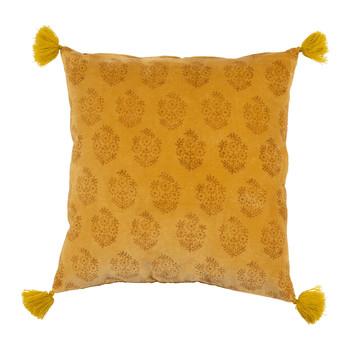 Domov Obliečky na vankúše Sema BAYLEEN Žltá / Žltá horčicová