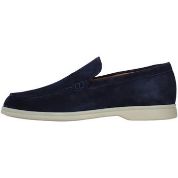 Topánky Muži Mokasíny Rossano Bisconti 358-02 BLUE