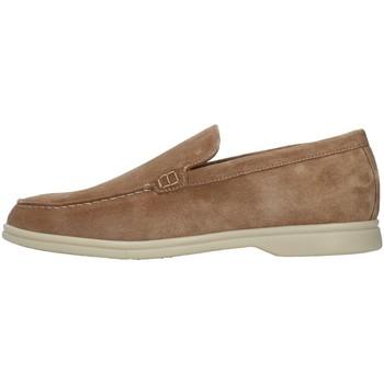 Topánky Muži Mokasíny Rossano Bisconti 358-02 BROWN