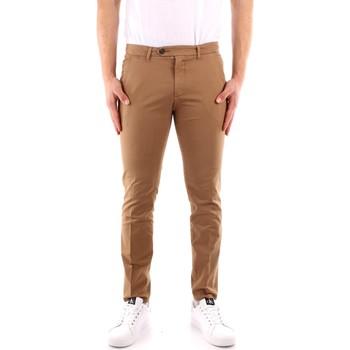 Oblečenie Muži Nohavice päťvreckové Roy Rogers P21RRU013C9250112 BEIGE