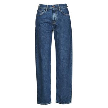 Oblečenie Ženy Rovné Rifle  Pepe jeans DOVER Modrá / Medium