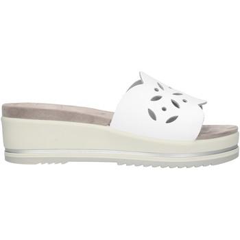 Topánky Ženy Šľapky Enval 72844 White