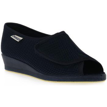 Topánky Ženy Derbie Emanuela 342 BLU Blu