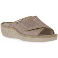 Topánky Ženy Šľapky Emanuela 1077 PIPER TIERRA Marrone