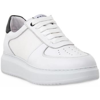 Topánky Muži Nízke tenisky Exton BIANCO NAPPA Bianco