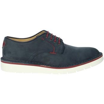 Topánky Muži Derbie Payo BK111 Blue