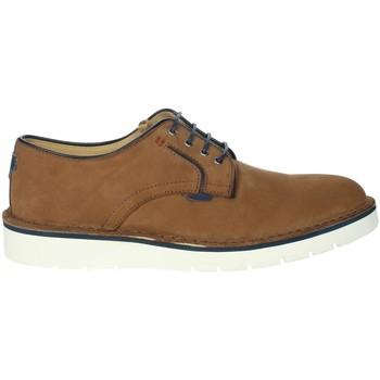 Topánky Muži Derbie Payo BK111 Brown Taupe