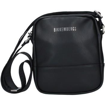 Tašky Tašky cez rameno Bikkembergs E2APME210022 BLACK