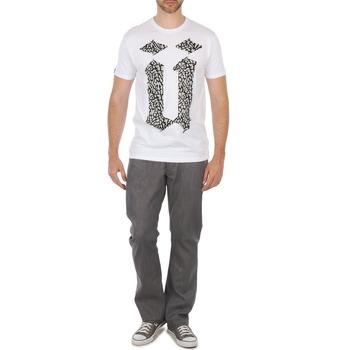 Oblečenie Muži Rovné džínsy Ünkut TWO Šedá