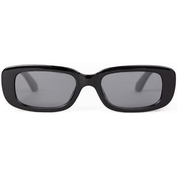 Hodinky & Bižutéria Muži Slnečné okuliare Jacker Sunglasses Čierna