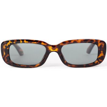 Hodinky & Bižutéria Muži Slnečné okuliare Jacker Sunglasses Hnedá