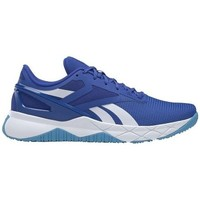 Topánky Muži Fitness Reebok Sport Nanoflex TR Biela, Modrá