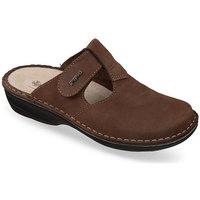 Topánky Ženy Nazuvky Mjartan Dámske šľapky  DORY hnedá