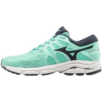 Topánky Ženy Fitness Mizuno Wave Equate 4 Čierna, Zelená