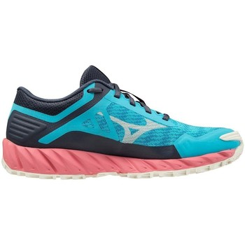 Topánky Ženy Fitness Mizuno Wave Ibuki 3 Modrá, Tmavomodrá
