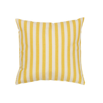 Domov Obliečky na vankúše Broste Copenhagen CLEO Žltá