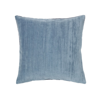 Domov Obliečky na vankúše Broste Copenhagen HJALTE Modrá / Mirage