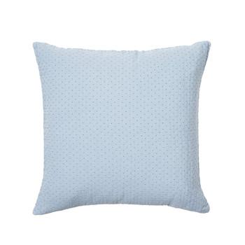 Domov Obliečky na vankúše Broste Copenhagen DOT Modrá / Modrá