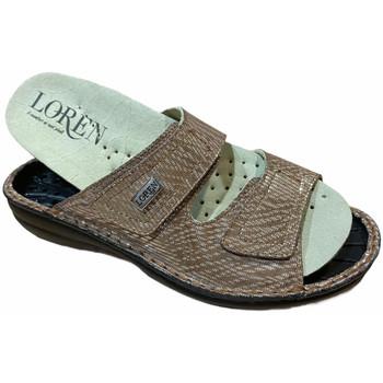 Topánky Ženy Šľapky Calzaturificio Loren LOM2829scuoio marrone