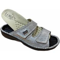 Topánky Ženy Šľapky Calzaturificio Loren LOM2829zsabbia blu