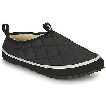 Topánky Muži Papuče KAMIK PUFFY Čierna