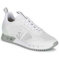 Topánky Nízke tenisky Emporio Armani EA7 BLACK&WHITE LACES Biela