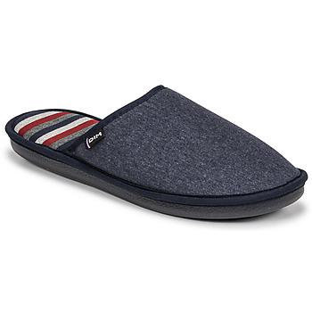 Topánky Muži Papuče DIM D CHINO C Námornícka modrá