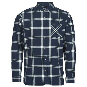 Oblečenie Muži Košele s dlhým rukávom Rip Curl CHECKED OUT L/S FLANNEL Modrá