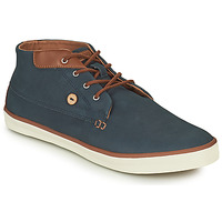 Topánky Muži Členkové tenisky Faguo WATTLE Námornícka modrá / Hnedá