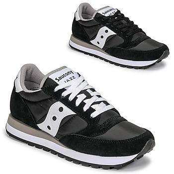 Topánky Nízke tenisky Saucony JAZZ ORIGINAL Čierna / Biela