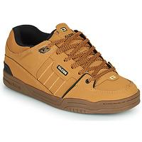 Topánky Muži Skate obuv Globe FUSION Ťavia hnedá