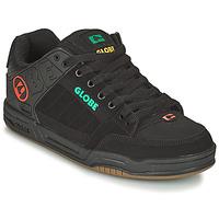 Topánky Muži Skate obuv Globe TILT Čierna / Modrá / Oranžová
