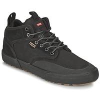 Topánky Muži Členkové tenisky Globe MOTLEY MID Čierna
