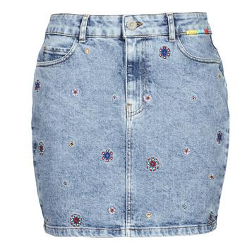 Oblečenie Ženy Sukňa Desigual LESLIE Modrá