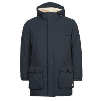 Oblečenie Muži Kabáty Armor Lux PARKA HERITAGE Námornícka modrá