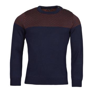 Oblečenie Muži Svetre Armor Lux PULL MARIN REVISITE Modrá