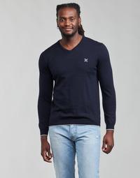 Oblečenie Muži Svetre Oxbow POPIVEGA Námornícka modrá
