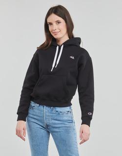 Oblečenie Ženy Mikiny Champion CHAMPION LOGO Čierna