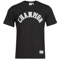 Oblečenie Muži Tričká s krátkym rukávom Champion 216575 Čierna
