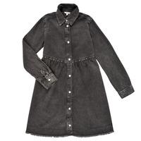 Oblečenie Dievčatá Krátke šaty Pepe jeans FLORIDA DRESS Čierna