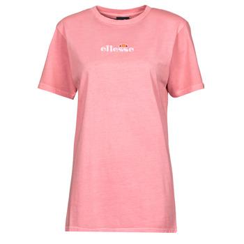 Oblečenie Ženy Tričká s krátkym rukávom Ellesse ANNATTO Ružová