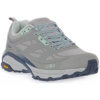 Topánky Ženy Turistická obuv Cmp A425 HAPSU BORDIC WALKING Grigio