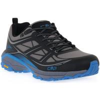 Topánky Muži Turistická obuv Cmp U716 HAPSU BORDIC WALKING Grigio