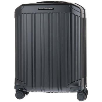 Tašky Muži Pevné cestovné kufre Piquadro NO TROLLEY CABINA 4 RUOTE Nero
